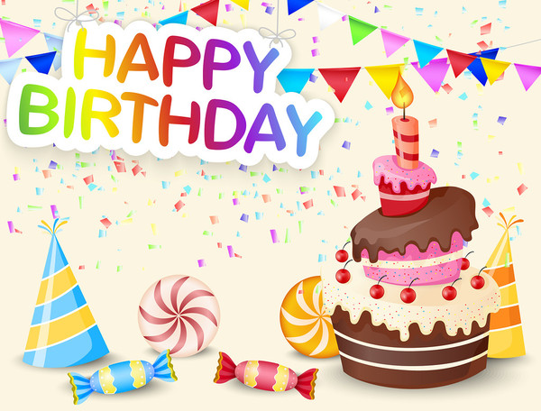 Baby Eating Cake Clipart : joyeux anniversaire - Page 7