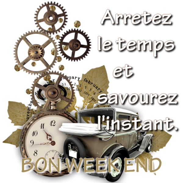 image drole bon week end