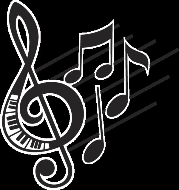 Sticker Note de musique - Univers Binette - Mural