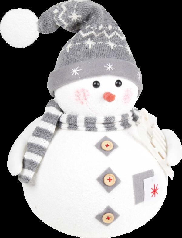 Bonhommes de neiges - Bonhomme de neige en pompon ...