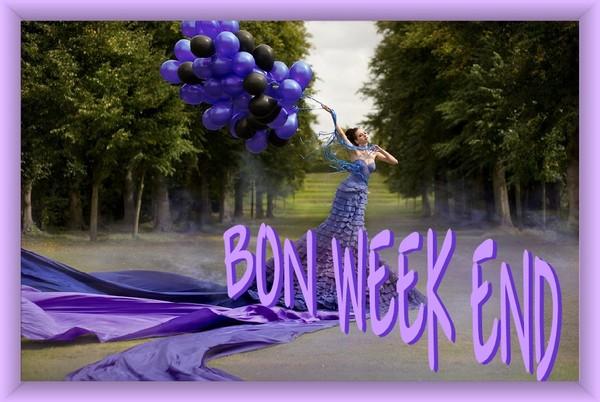 bon week end a tous,