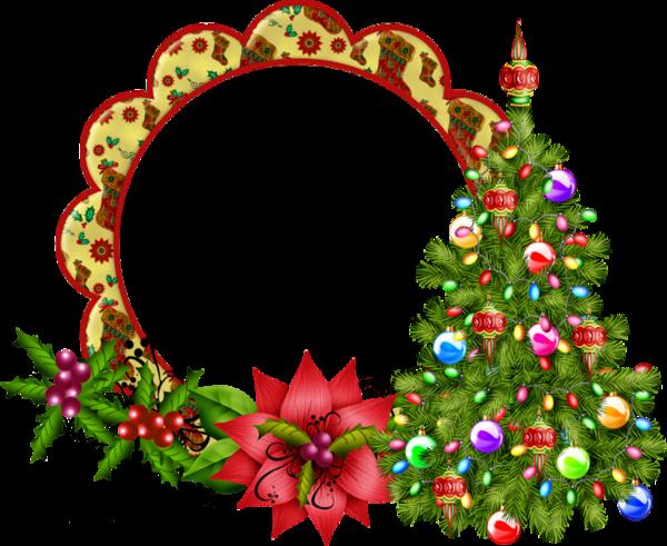 cadresframerahmenquadropngnoel - Image De Decoration De Noel