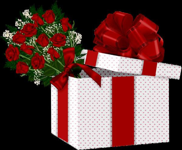 boites cadeaux,roses