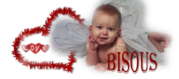 BISOUS KISS SMACK