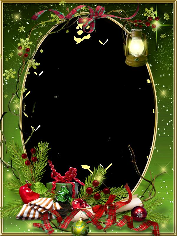 Cadres frame rahmen quadro png noel - Tarjetas de navidad elegantes ...