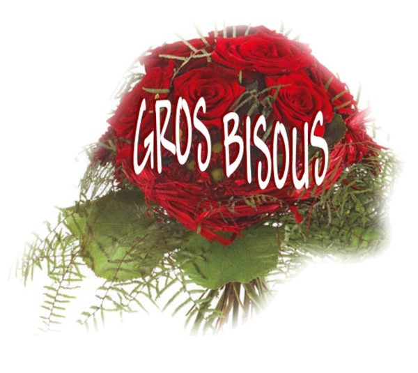 bisous,