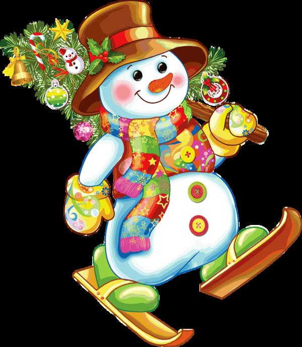 Bonhomme de neige tube png - Clipart bonhomme de neige ...