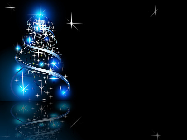 Fond d ecran noel wallpapers background - Boule de noel noir ...