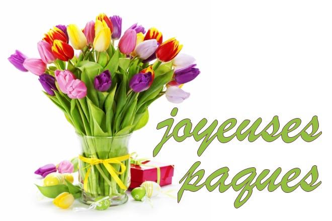 joyeuses paques crea bouquet de fleurs. Black Bedroom Furniture Sets. Home Design Ideas