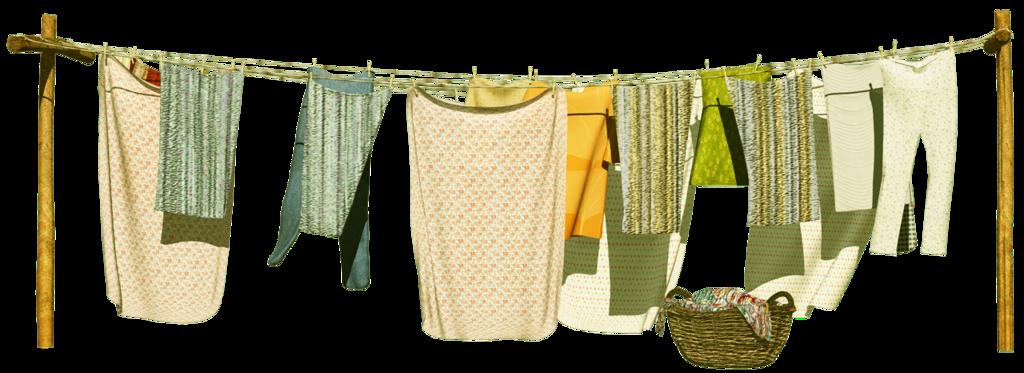 1) к чему снится вешать белье на веревку?