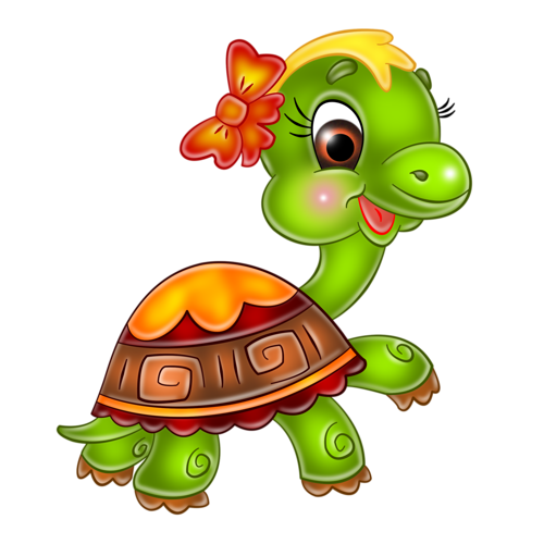 Tortues - Clipart tortue ...