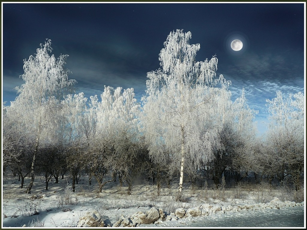 Hiver page 31 for Paysage wallpaper