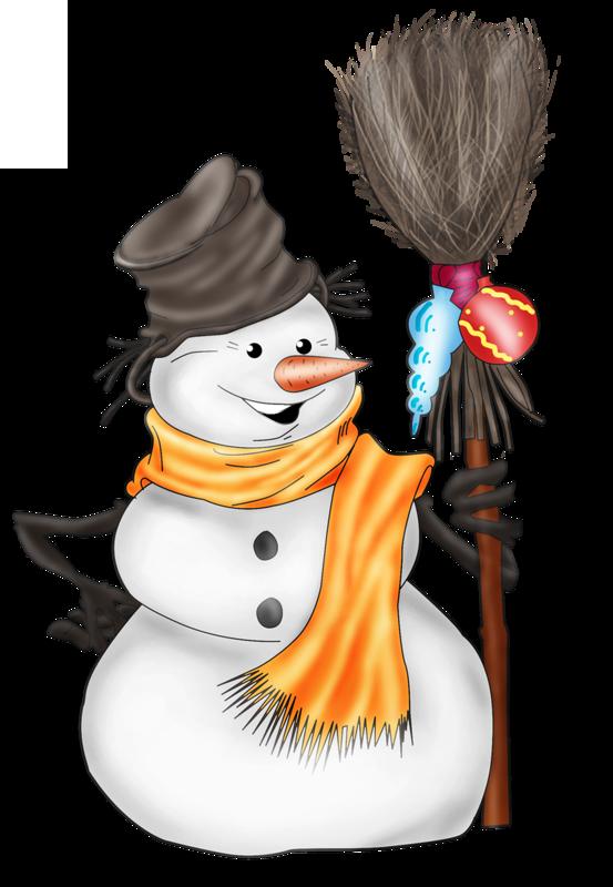 Noel bonhommes de neige page 37 - Clipart bonhomme de neige ...
