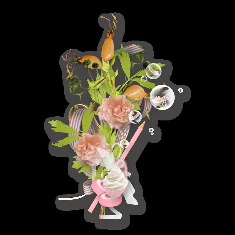 Fleurs page 541 for Bouquet de fleurs 5