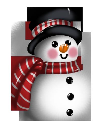 Noel bonhommes de neige - Clipart bonhomme de neige ...