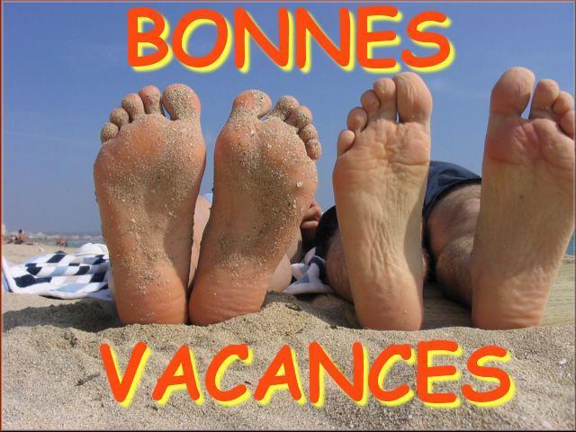 """Résultat de recherche d'images pour """"les vacances foot image drole"""""""