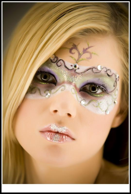 Maquillage carnaval simple femme - Maquillage carnaval facile ...
